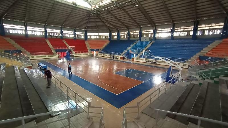 Lantai Kayu Yang Cocok Untuk Lapang Basket