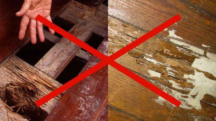 pilih lantai kayu berkualitas